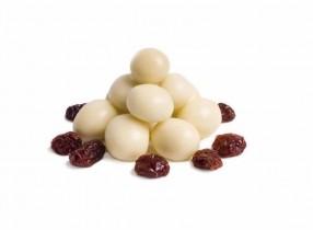 Вишня в белом шоколаде (в йогурте)