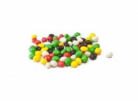 Арахис в цветной шоколадной глазури