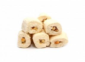 Рахат-лукум с грецким орехом