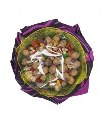 Букет (орехи и сухофрукты)